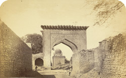 A Gateway, Beejapore.